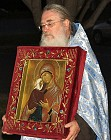 Holy Icon of St. Anna visits our parish