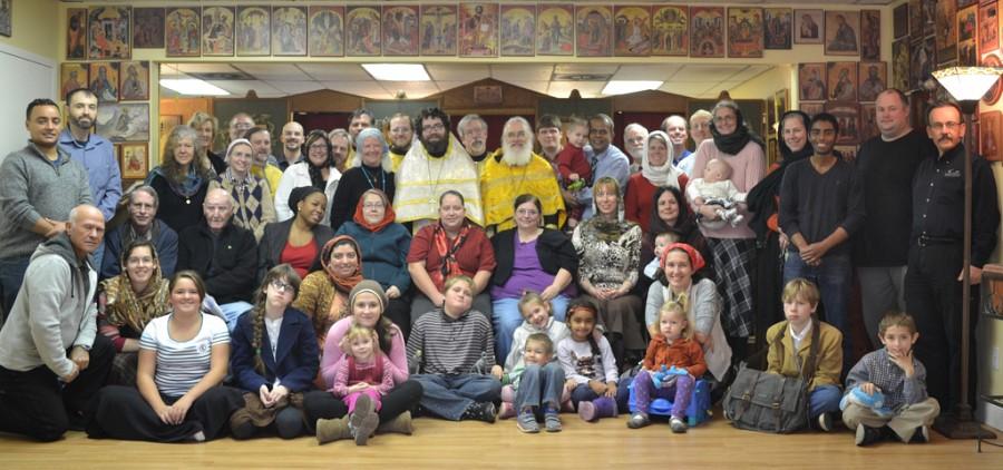 2015 Parish Family Photo