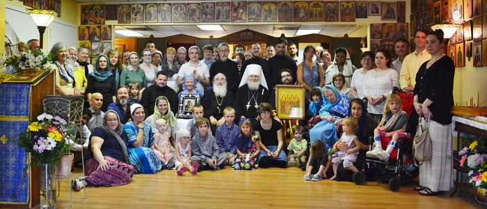 Our 15th anniversary parish feast